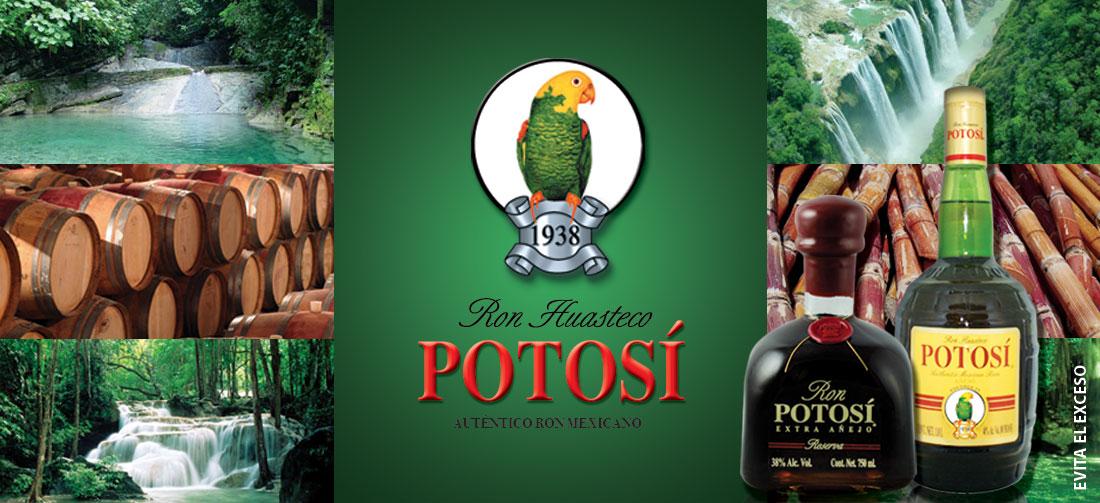 Ron Potosí